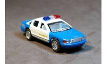 Полицейский автомобиль Chevrolet Caprice, США., масштабная модель, Kinsmart, 1:87, 1/87