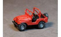 Пожарный автомобиль Jeep., масштабная модель, Roco, 1:87, 1/87