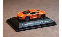 Суперкар Lamborghini Aventador LP700-4., масштабная модель, Welly, 1:87, 1/87