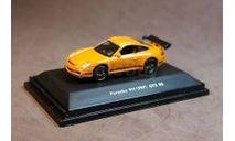 Суперкар Porsche 911 (997) GT3 RS., масштабная модель, Welly, 1:87, 1/87