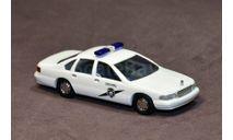 Полицейский автомобиль Chevrolet Caprice, США., масштабная модель, Busch, 1:87, 1/87