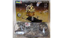 Apollo: lunar module Eagle 40th Anniversary Moon Landing, сборные модели авиации, Revell, 1:48, 1/48
