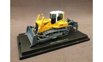 Бульдозер Liebherr PR744, масштабная модель трактора, Schuco, scale87