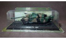 Танк AMX-56 Leclerc T5, 1997, Франция, масштабные модели бронетехники, Танки мира, Runsun International ltd, scale72, АМХ