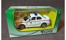 Subaru Impreza WRX STI GNR, масштабная модель, Maisto, 1:43, 1/43
