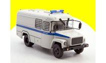 КАВЗ-3976-АЗ, Наши Автобусы. Спецвыпуск №3, масштабная модель, scale43, MODIMIO