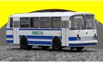 ЛАЗ-695Н 'НИКЕЛЬ', масштабная модель, Classicbus, Ikarus, scale43