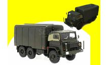 STAR-66 польский армейский грузовик КУНГ, масштабная модель, IXO, scale43