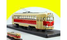 Трамвай МТВ-82 SSM4056, масштабная модель, scale43, Tatra