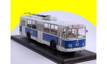 ЗИУ-9, г. Харьков, маршрут №8 SSM4055, масштабная модель, scale43, Start Scale Models (SSM)