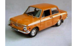 Автолегенды СССР(DeAgostini)№4 ЗАЗ-968А 1/43, масштабная модель, scale43