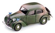 Fiat 1100 1937-1939(Brumm R34)1/43, масштабные модели бронетехники, scale43