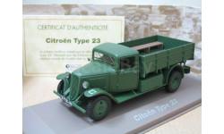 Citroen Type 23(Atlas)143 серия 2М.В.№030, масштабные модели бронетехники, scale43, Citroën