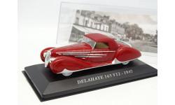 DELAHAYE 165 V12 -1947(IXO Altaya) 1/43 №44