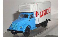 1АЧ-ГАЗ-51А( Автомобили на службе № 62)1/43, масштабная модель, DeAgostini, 1:43