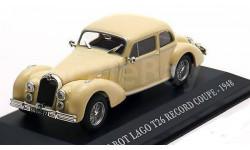 Talbot Lago T26 1948 (IXO Altaya)1/43