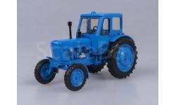 МТЗ-50(Hachette)1/43, масштабная модель трактора, 1:43