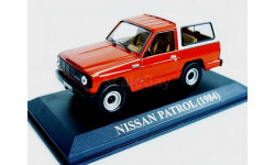 NISSAN PATROL -1984 ( IXO-Altaya ) 1/43, масштабная модель, 1:43