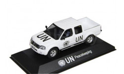 NISSAN UN PEACEKEEPING(J-Collection)1:43, масштабная модель, scale43