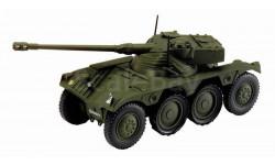 PANHARD EBR-FRANCE-1963(CRIELMODEL)1/43, масштабные модели бронетехники, 1:43