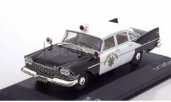 Plymouth Savoy,California Highway Patrol(WhiteBox)143