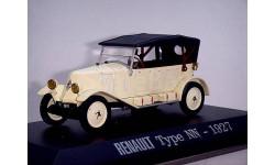 RENAULT TYPE NN-1927 (ALTAYA) 1/43