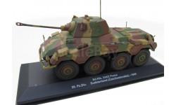 Kfz.Sd. 234/2 PUMA 20.PZ.DIV (Eaglemoss) 1:43 №6, масштабные модели бронетехники, scale43