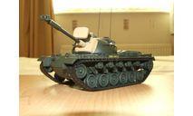M48-A3 'Patton'Tank-USMC(CORGI)1:50, масштабные модели бронетехники, scale50