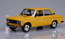 ВАЗ-2106 Жигули(Автолегенды СССР №50)1/43, масштабная модель, DeAgostini, scale43
