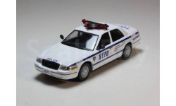 Полицейские Машины Мира №7 - Ford Crown Victoria