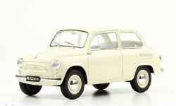 Легендарные Советские Автомобили №17 - ЗАЗ-965А «Запорожец», масштабная модель, Hachette, scale24