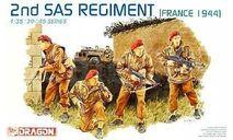 6199dr Солдаты 2nd SAS regiment 1:35 Dragon, миниатюры, фигуры, scale35