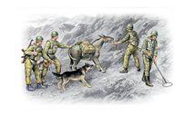 35031 Фигуры, Советские саперы, война в Афганистане 1979-1988 icm, миниатюры, фигуры, scale35