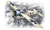 72111 Самолет Фokkeр E-IV ICM 1:72, сборные модели авиации, scale72