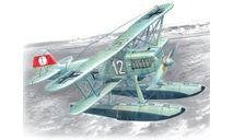 72192 Хейнкель He51B2 Истребитель биплан ICM 1:72, сборные модели авиации, scale72
