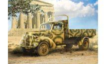 V3000S, Немецкий грузовой автомобиль (1941р.), 1:35, ICM, миниатюры, фигуры, scale35