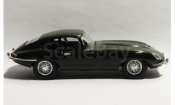 Суперкары №16 Jaguar E-Type, журнальная серия Суперкары (DeAgostini), Суперкары. Лучшие автомобили мира, журнал от DeAgostini, scale43