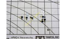 34. Фонарь заднего хода ФП-135 полный корпус. (Три А Студио) цена за 1 шт., запчасти для масштабных моделей, scale43