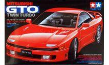 сборная модель mitsubishi GTO twin turbo 1/24 tamiya 24108, сборная модель автомобиля, scale24