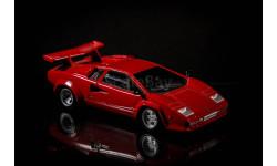 Суперкары №1 Lamborghini Countach, журнальная серия Суперкары (DeAgostini), Суперкары. Лучшие автомобили мира, журнал от DeAgostini, scale43
