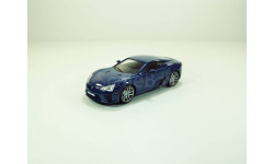Суперкары №24 Lexus LFA, журнальная серия Суперкары (DeAgostini), Суперкары. Лучшие автомобили мира, журнал от DeAgostini, scale43