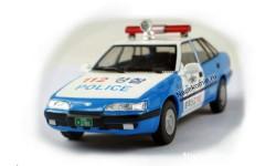Полицейские машины мира №71 Daewoo Espero S