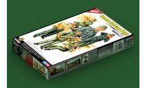84407 German SPG Crew Vol.2 1:35 Hobby Boss сборная модель, миниатюры, фигуры, scale35