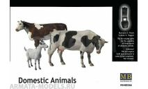 MB3566 Фигуры Домашние животные Master Box 1:35, миниатюры, фигуры, scale35