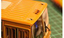 71/1. ИКАРУС 200 семейства. Фонарь автопоезда оранжевый 1.370.2-000  (Три А Студио) цена за 1 шт., запчасти для масштабных моделей, Ikarus, scale43