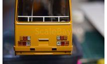 72/1. ИКАРУС 200 семейства. Указатель поворота задний 1.372.0-000 (Три А Студио) цена за 1 шт., запчасти для масштабных моделей, Ikarus, scale43