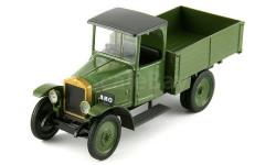 Автолегенды СССР №87 АМО-Ф-15, масштабная модель, scale43, Автомобиль на службе, журнал от Deagostini