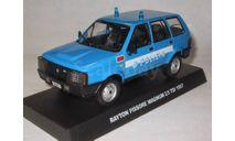 Полицейские Машины Мира СПЕЦВЫПУСК №2 - Raiton Fissore Magnum 2,5 TDI, масштабная модель, Полицейские машины мира, Deagostini, scale43