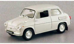 Автолегенды СССР №17 ЗАЗ-965А, масштабная модель, Автолегенды СССР журнал от DeAgostini, scale43