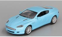 суперкары №48 Aston Martin DB9 Vantage, масштабная модель, Суперкары. Лучшие автомобили мира, журнал от DeAgostini, scale43